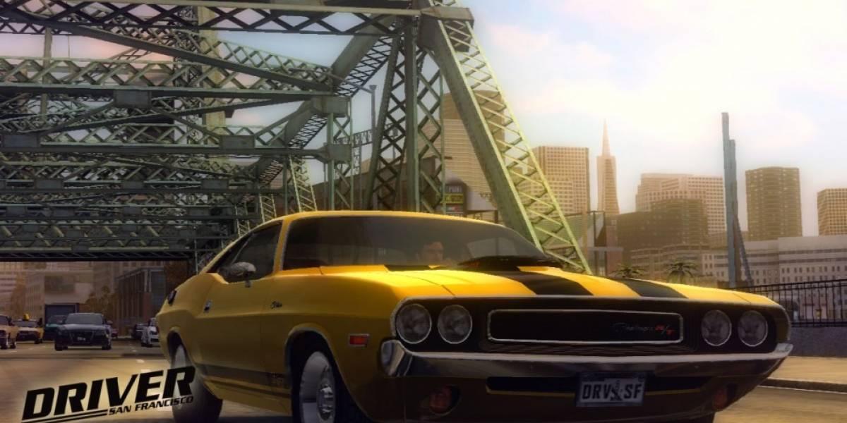 Disponible demo de Driver: San Francisco