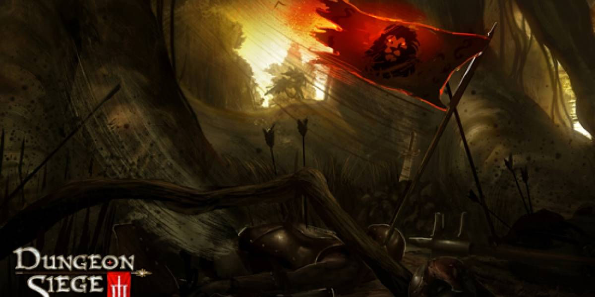 Se anuncia demo de Dungeon Siege III