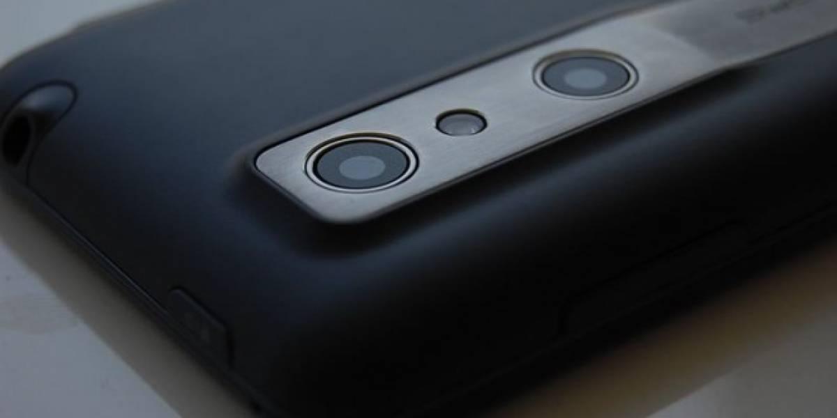 Surge una imagen del supuesto sucesor del LG Optimus 3D