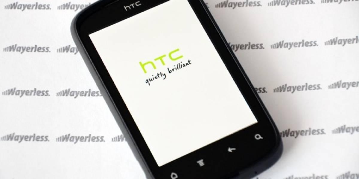 HTC renuncia a hacer móviles de gama baja