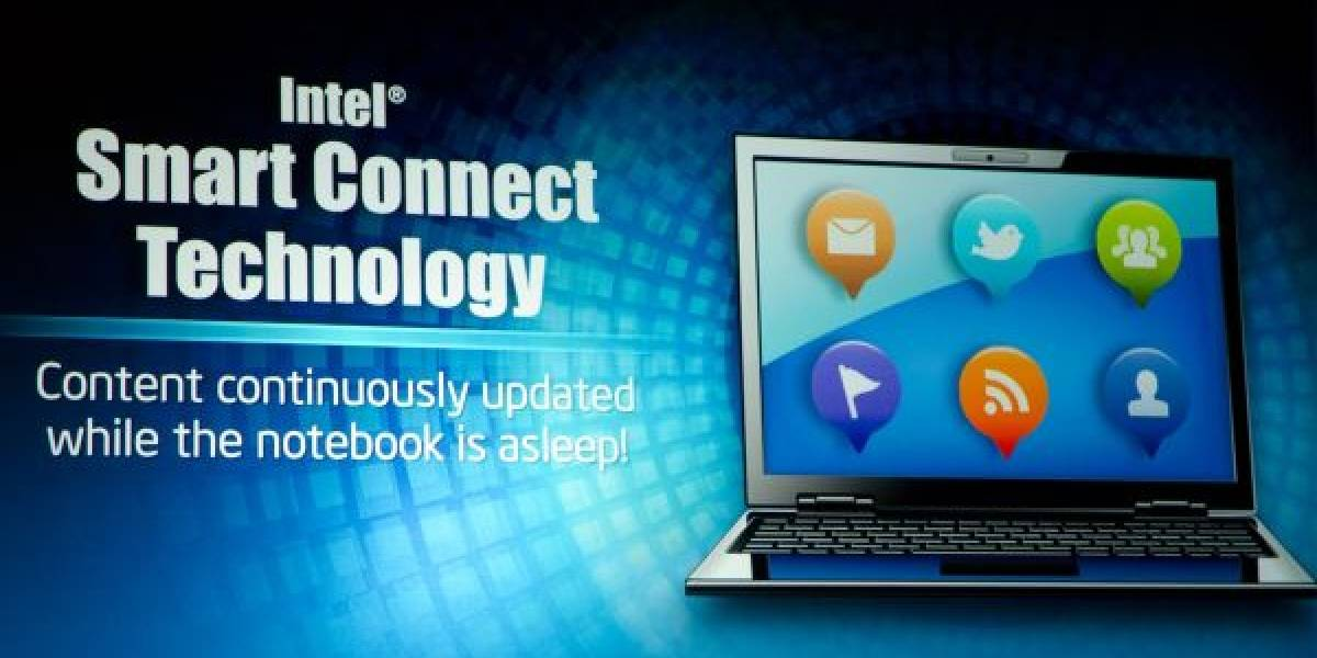 CTX2011: Intel revela su tecnología Smart Connect y Rapid Start