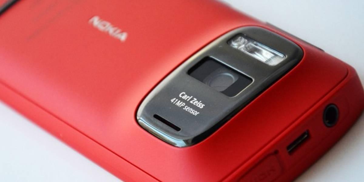 Llega a Chile el Nokia 808 PureView y su cámara de 41 megapixeles