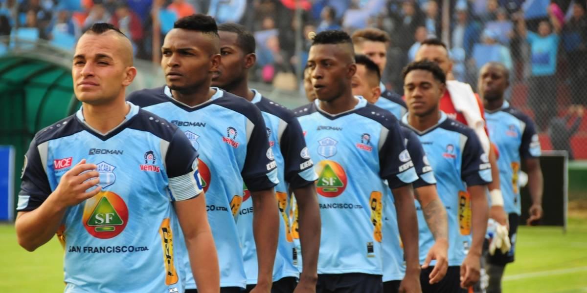 Macará eliminado de la Copa Libertadores 2018