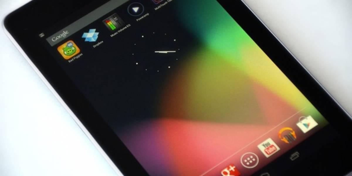 La Nexus 7 de 8 GB fue descontinuada: ¿Se viene la de 32 GB?