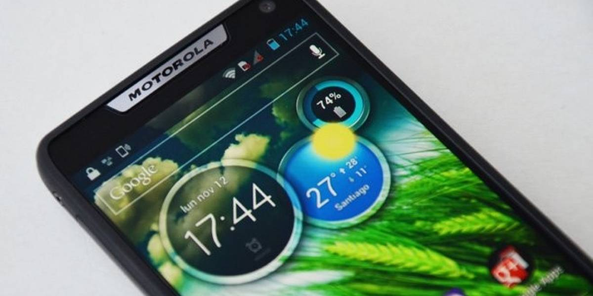 Argentina: Motorola lanzó el RAZR i, con corazón Intel