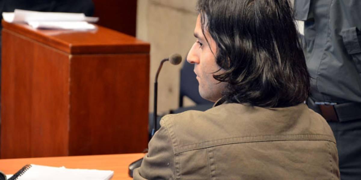 Escucha los descargos de Christian Álvarez tras salir de la audiencia [Audio]