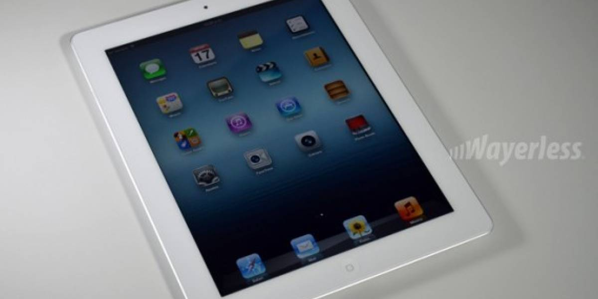 El New iPad disponible a partir del viernes 11 de mayo en Argentina, Chile, Costa Rica y Perú