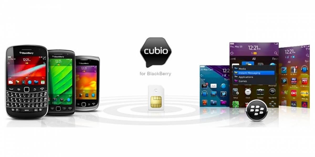 Los BlackBerry llegarán a Finlandia por primera vez en el mes de abril