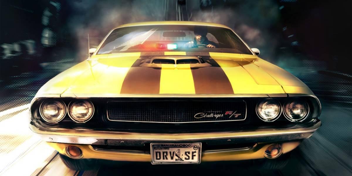 Driver: San Francisco recibe nuevo trailer para los nostálgicos