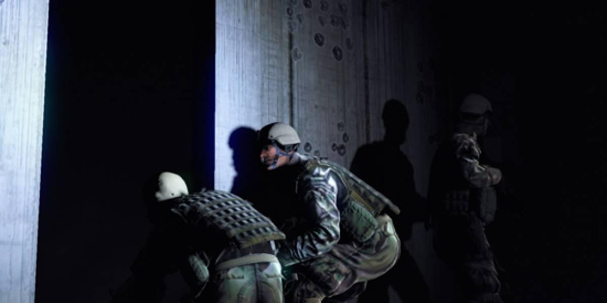 Se usará CryEngine 3 para entrenar soldados de Estados Unidos