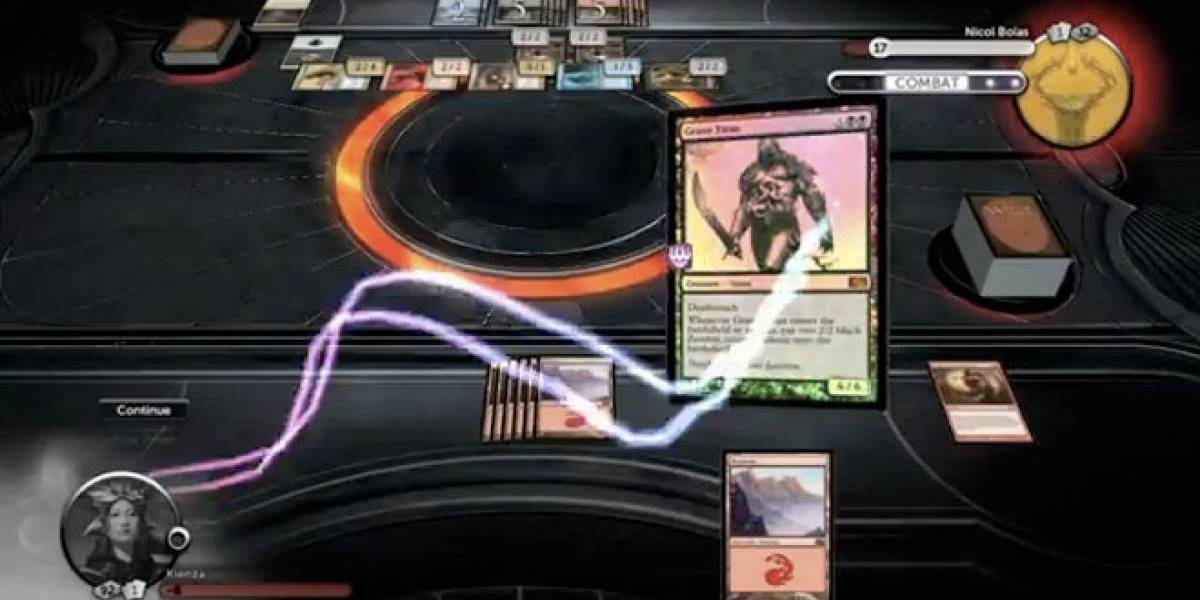 Magic: The Gathering Duels of the Planeswalkers 2013 para iPad este mismo mes