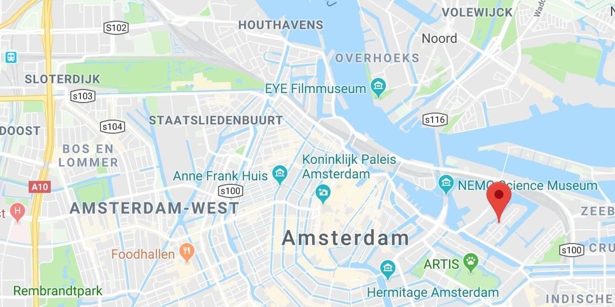Al menos un muerto y dos heridos tras tiroteo en Amsterdam
