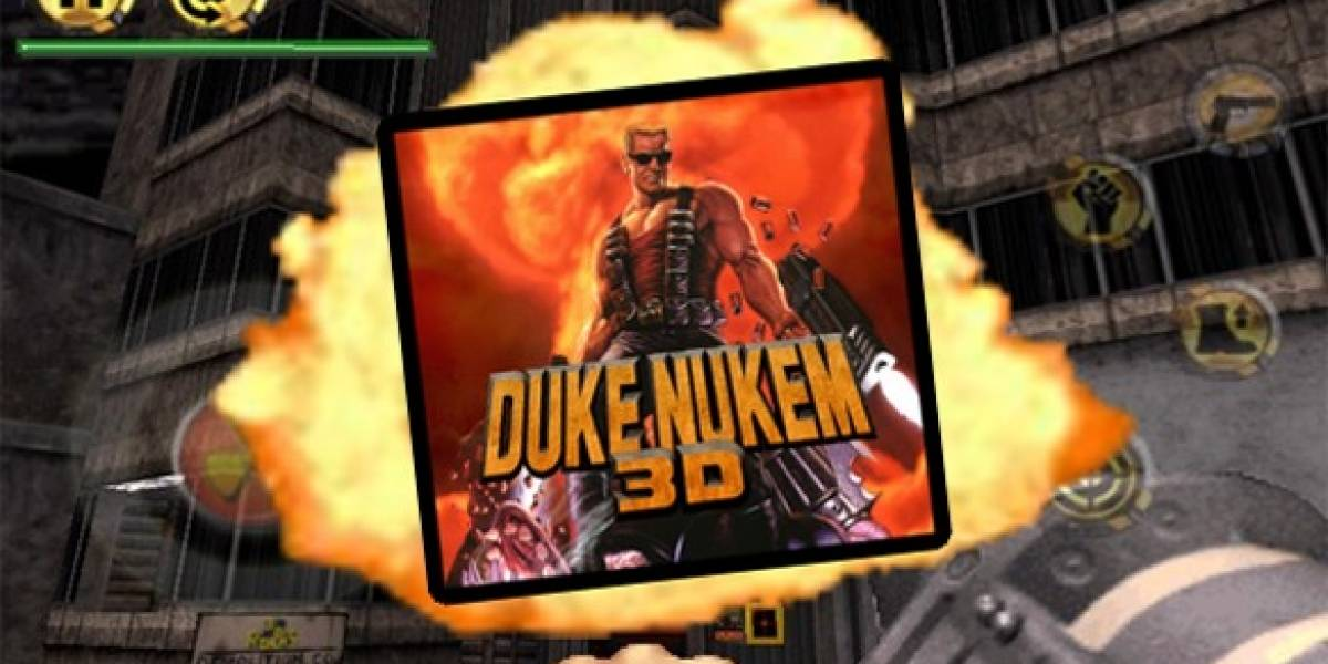 Duke Nukem 3D ya disponible para Android