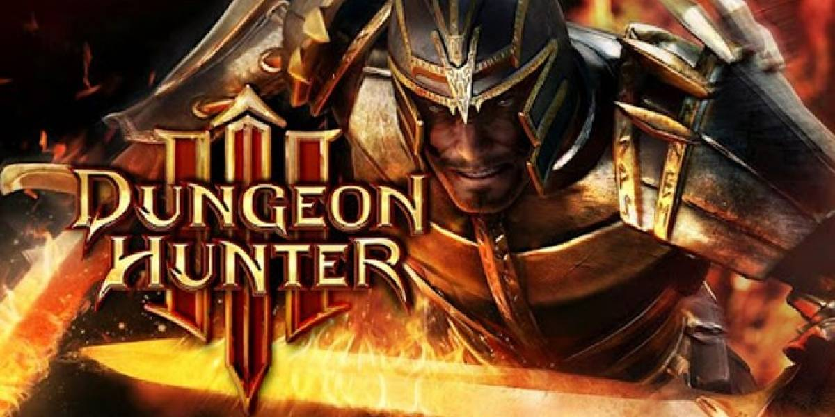 Dungeon Hunter 3 finalmente disponible para Android