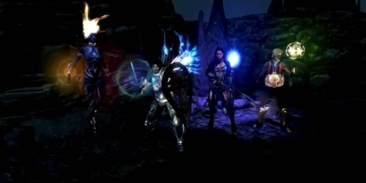Trailer multi-jugador cooperativo de Dungeon Siege III