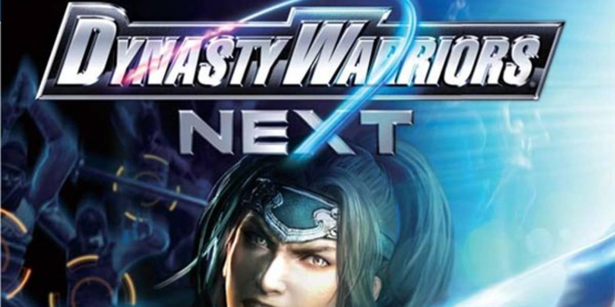 Dynasty Warriors Next listo para la salida del PS Vita