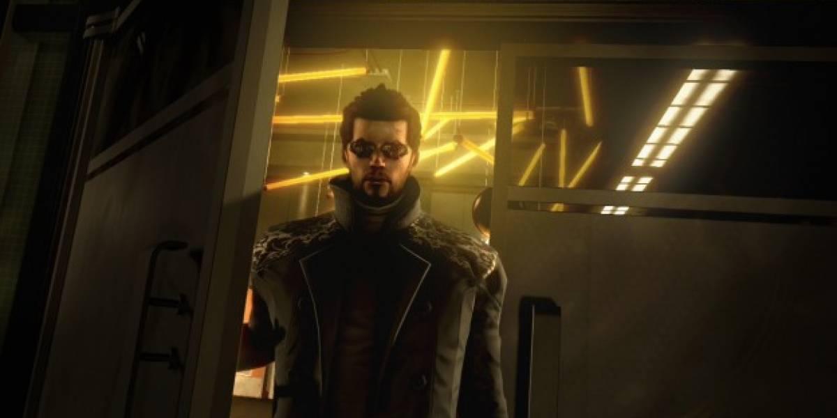 El desarrollo de Deus Ex: Human Revolution ya ha sido completado