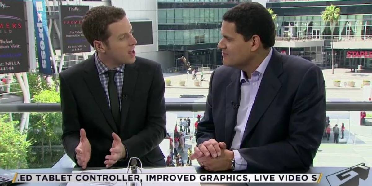 Nintendo admite que mostraron video de juegos de 360 y PS3 cuando presentaron Wii U [E3 2011]