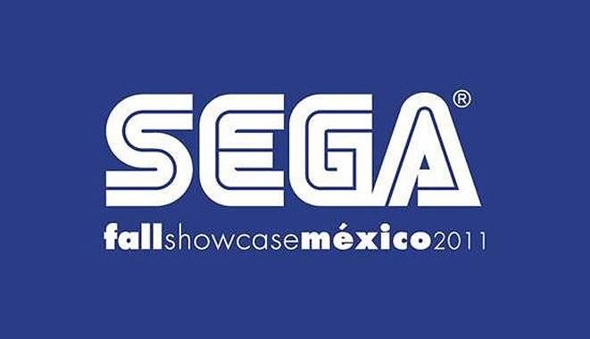 Niubie y Sega México te invitan al Sega Fall Showcase México 2011
