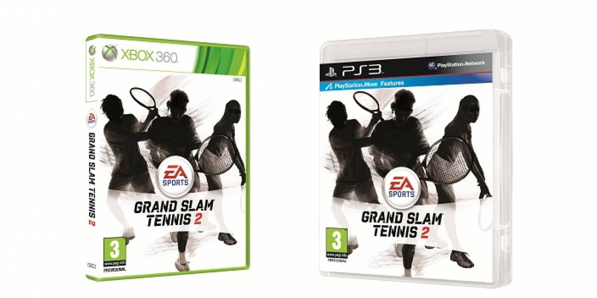 EA Sports anuncia EA Grand Slam Tennis 2 para Playstation 3 y Xbox 360