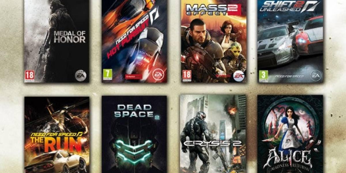 España: EA rebaja precio de videojuegos por el mes de mayo