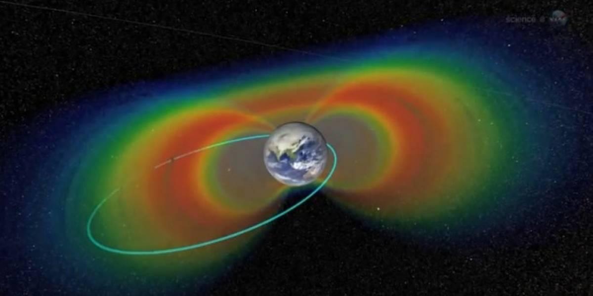 """La NASA obtiene registros sonoros de """"la canción de la tierra"""""""
