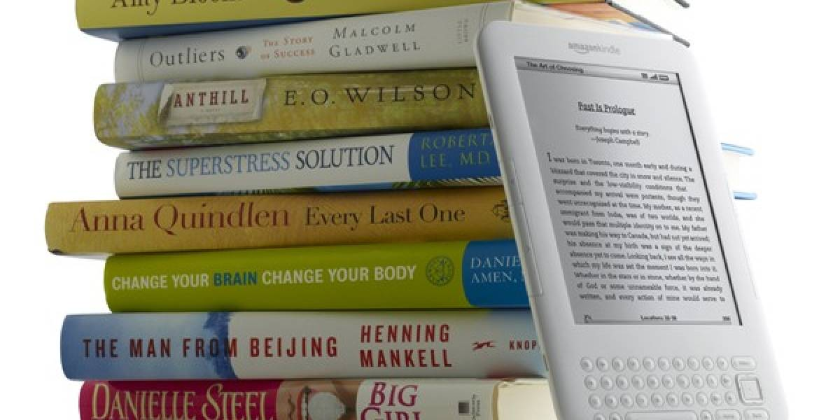 Ganancias de eBooks llegarán a 9.7 mil millones de dólares en el 2016