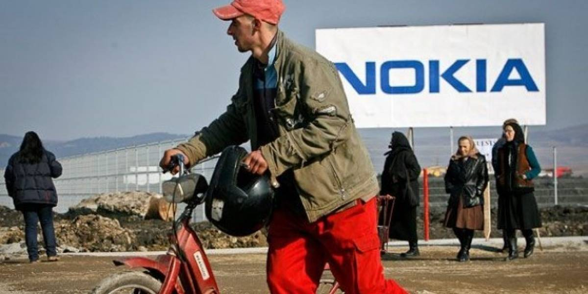 Nokia le debe un dineral a Rumania