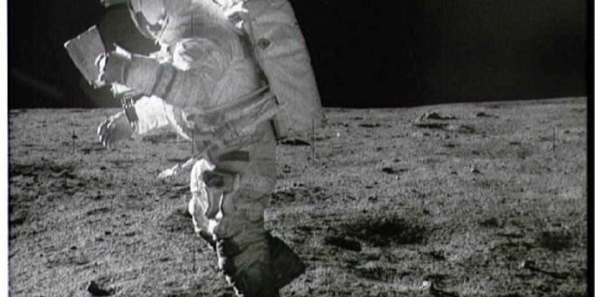 La NASA demanda a un astronauta por vender una cámara del Apolo 14