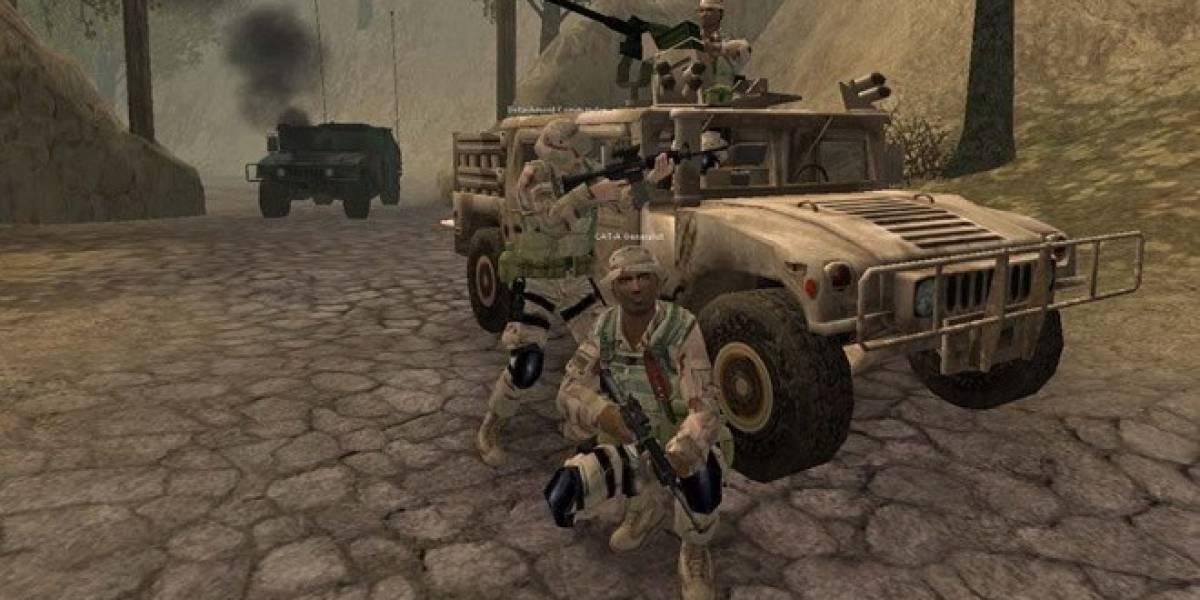 El gobierno norteamericano utilizará Unreal Engine 3 para sus simuladores