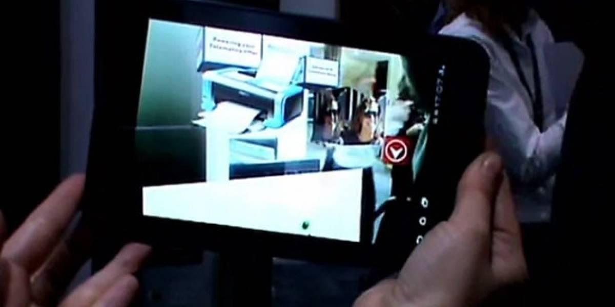 e-labora: Realidad aumentada para facilitar la integración laboral de discapacitados