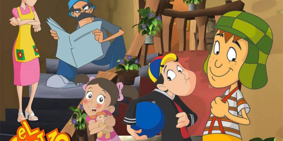 Televisa prepara un juego de El Chavo para Wii