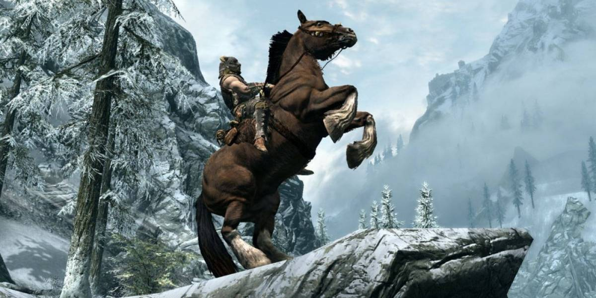 DLC de The Elder Scrolls V: Skyrim estará primero en Xbox 360 [PAX 11]