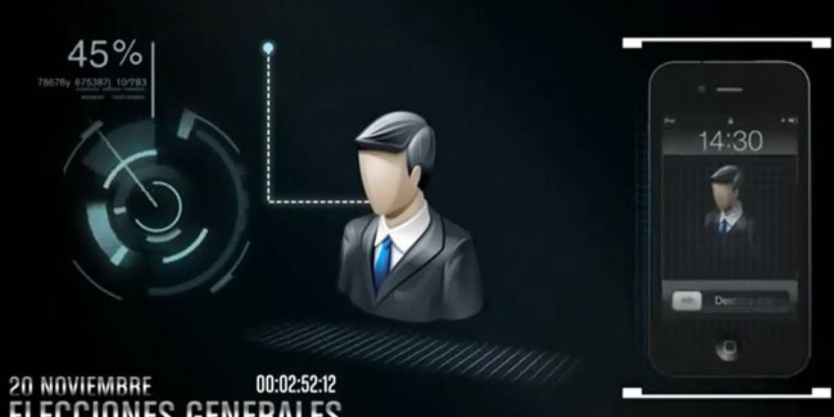 Presidente del Gobierno de España tendrá un móvil configurado por los ciudadanos