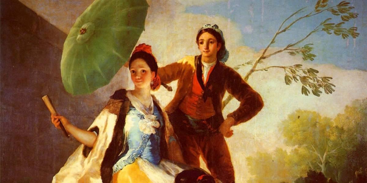 Goya en el Mundo, una aplicación para disfrutar de toda su obra