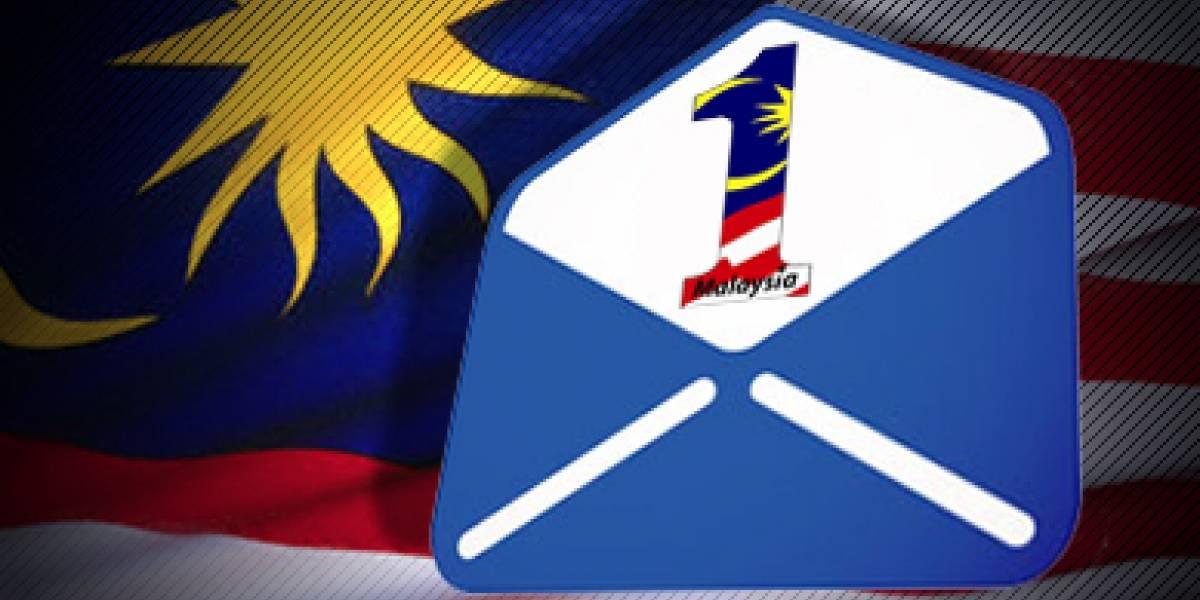 Malasia: Cuentas de correo electrónico a todos los adultos para el 2015