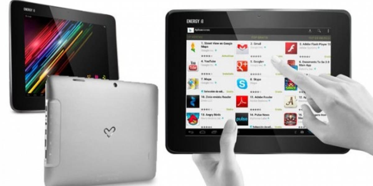 La española Energy Sistem lanza su nuevo Tablet i8 con WiFi