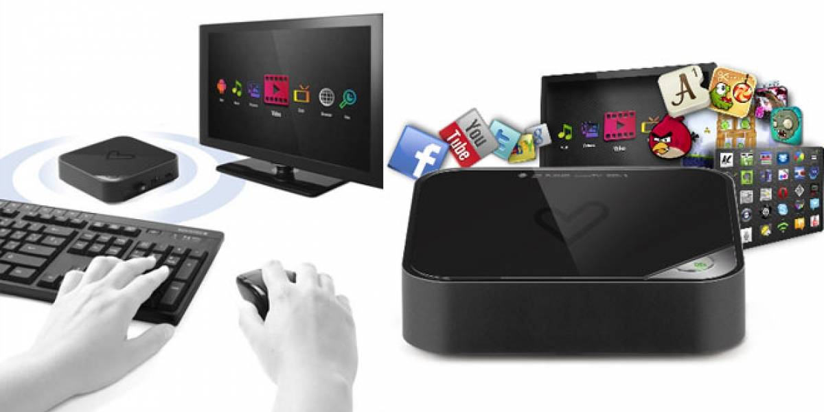 España: Energy Android Smart TV Box lleva Internet a tu televisor