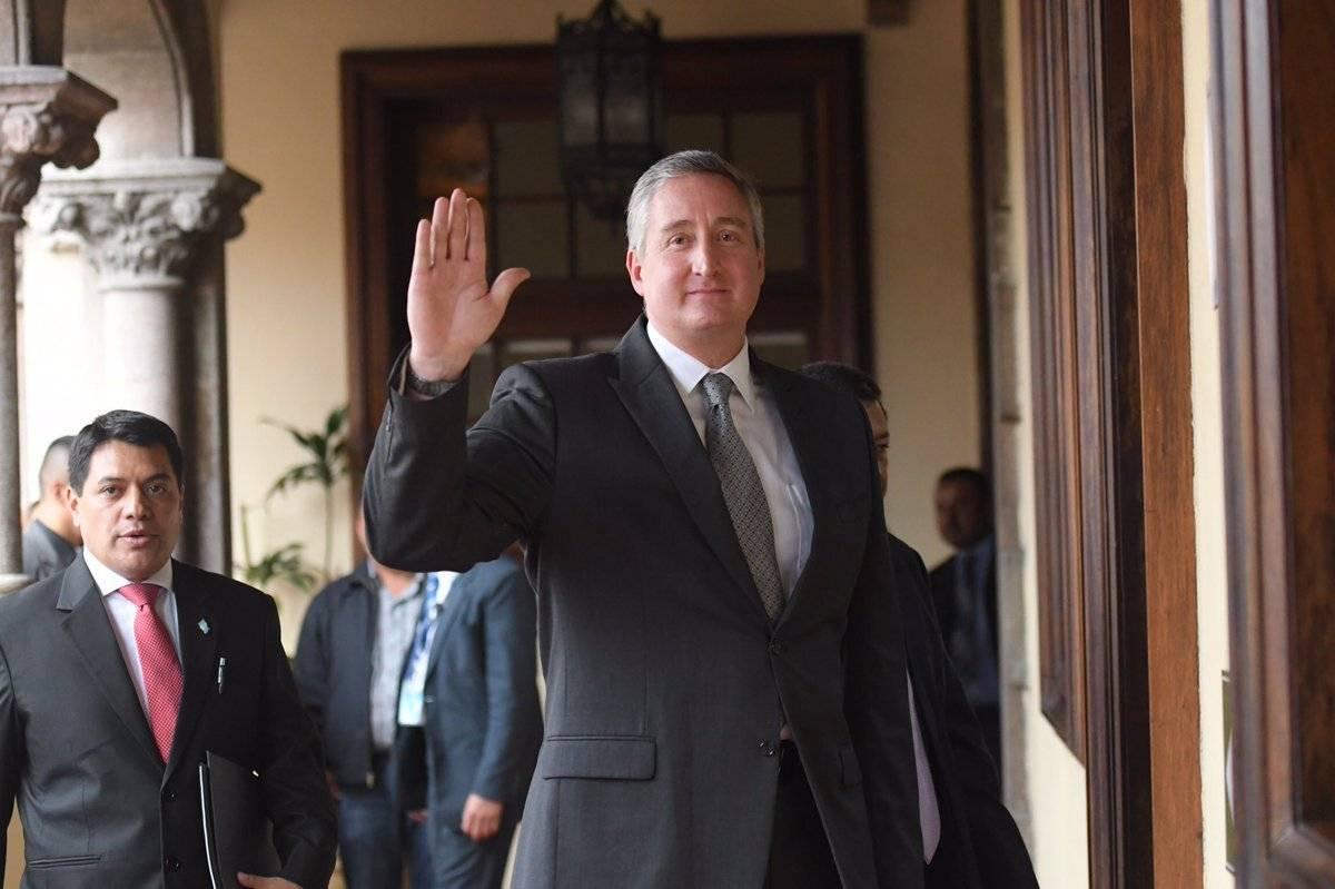 Enrique Antonio Degenhart Asturias