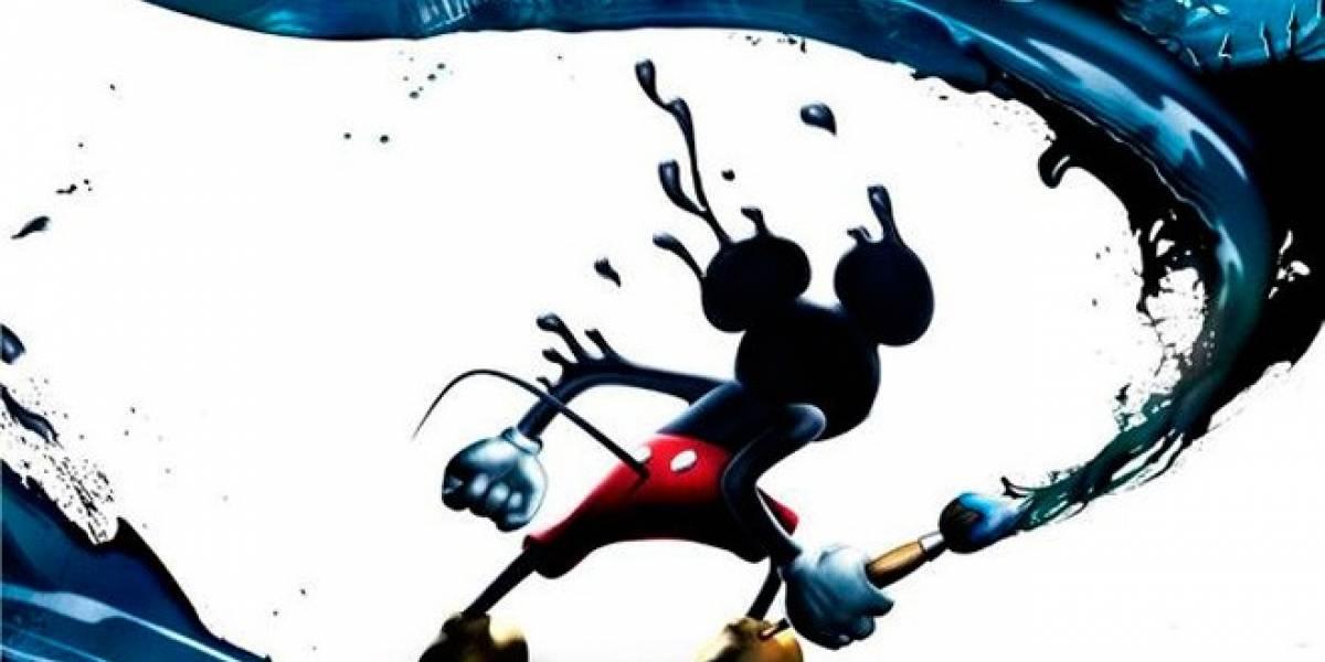 Futurología: Epic Mickey 2 llegaría también a Nintendo 3DS
