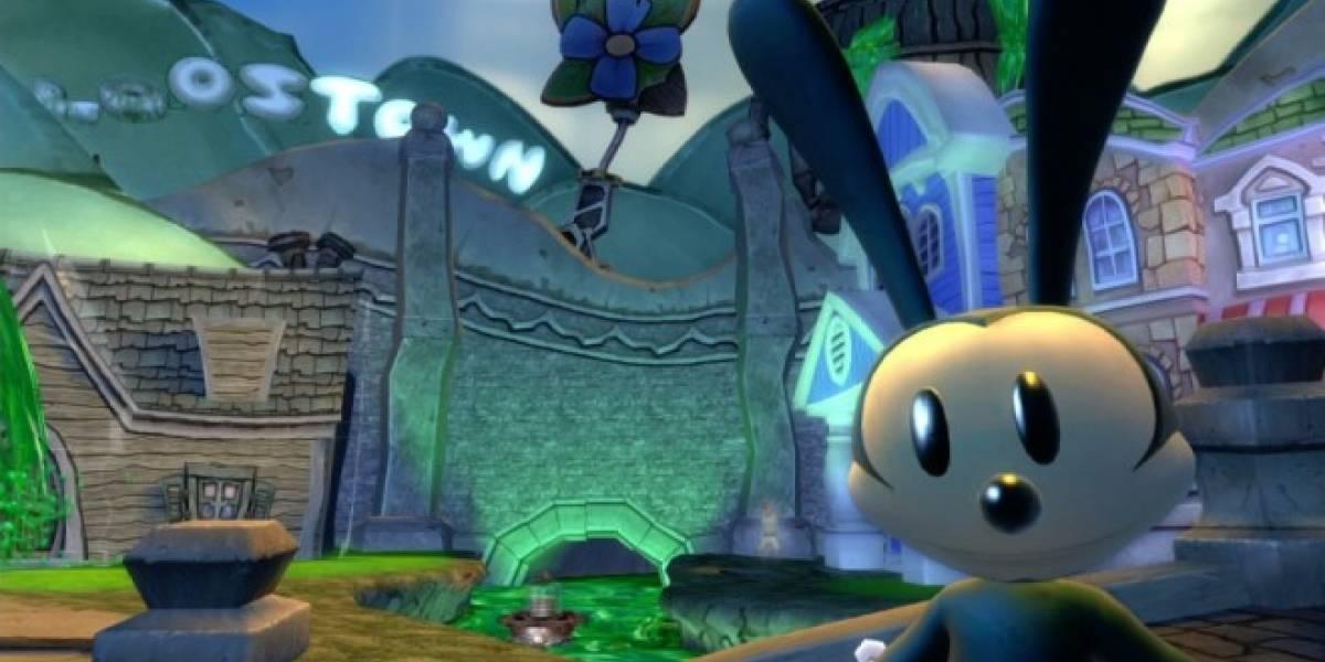 Más detalles de Epic Mickey 2: Wii como plataforma base, Spector quiere el original en HD