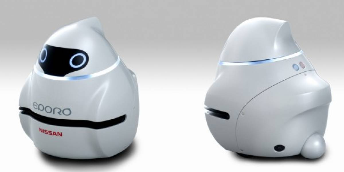 EPORO: Robots capaces de moverse en un grupo sin chocar