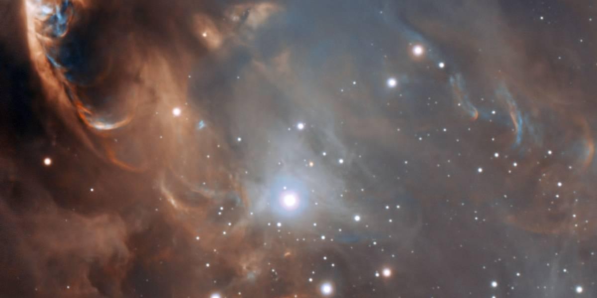 Imperdible: El caos del nacimiento de las estrellas