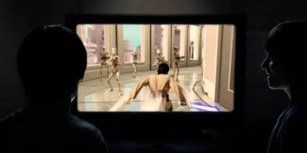 Tráiler de jugabilidad de Kinect Star Wars [E3 2011]