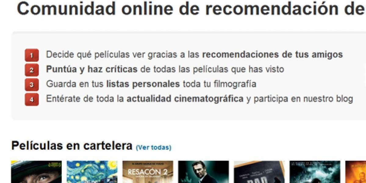 Nace Estrenos.com: Una comunidad para los amantes del cine