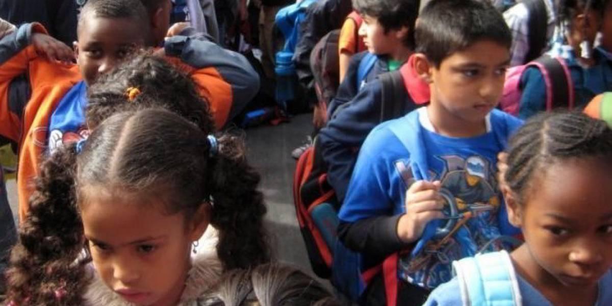 En Brasil, los uniformes escolares tendrán un chip GPS