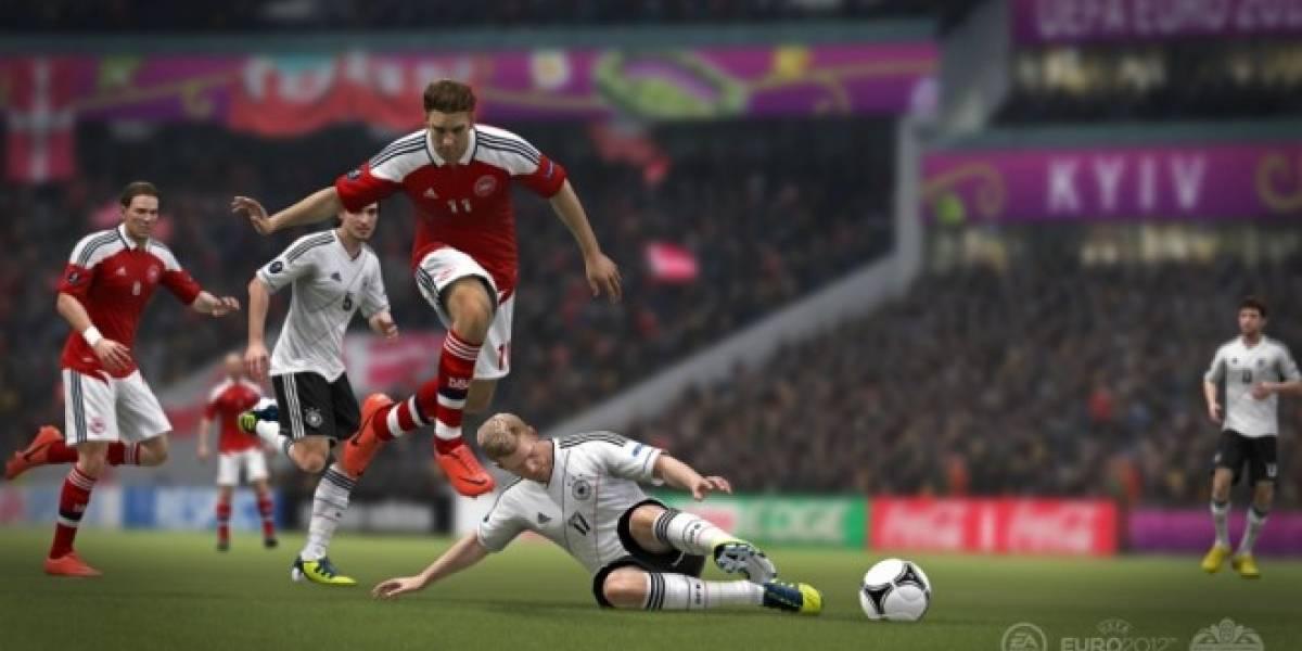 24 equipos de Euro 2012 no cuentan con licencias oficiales