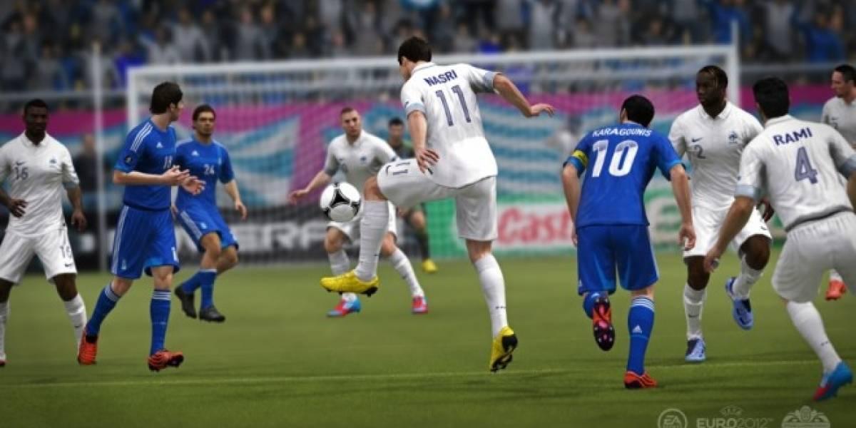 EA Sports explica los motivos para lanzar Euro 2012 como expansión de FIFA 12