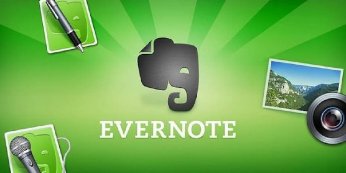 Evernote se actualiza y simplifica para Android
