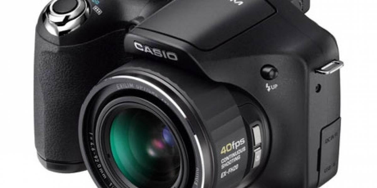 Casio Exilim EX-FH20 baja de precio